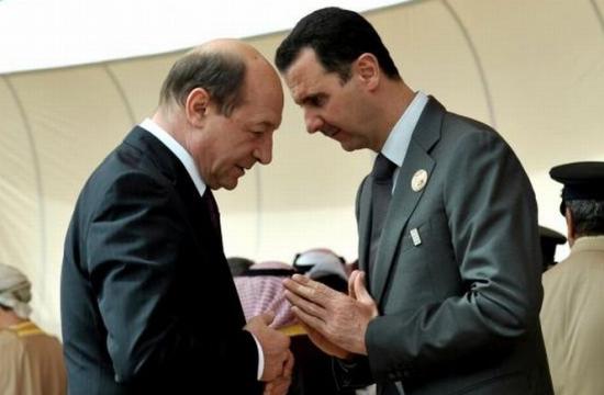basescu-intre-sua-si-prietenia-lui-cu-dictatorul-sirian-bashar-al-assad