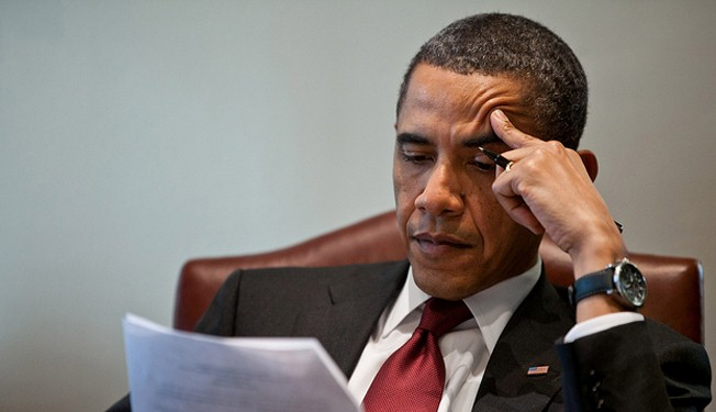 US intelligence officials to Obama: It wasn't Assad