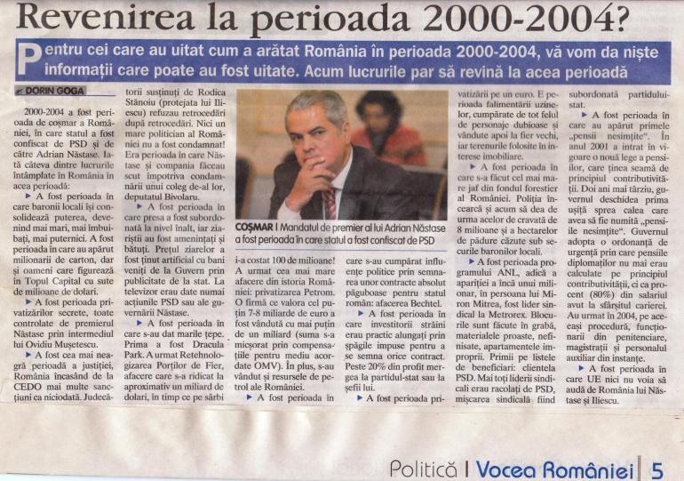 Vocea Romaniei 003