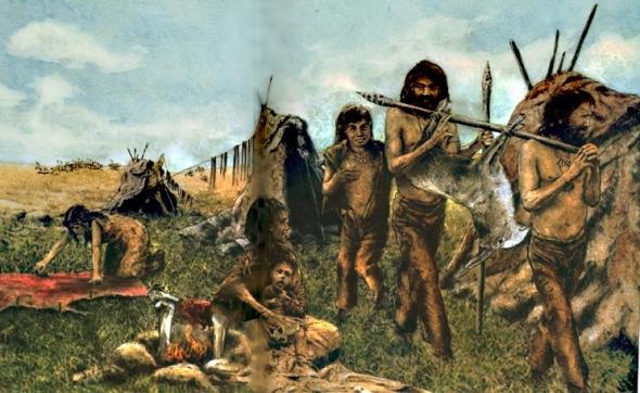 paleolithic humans 1