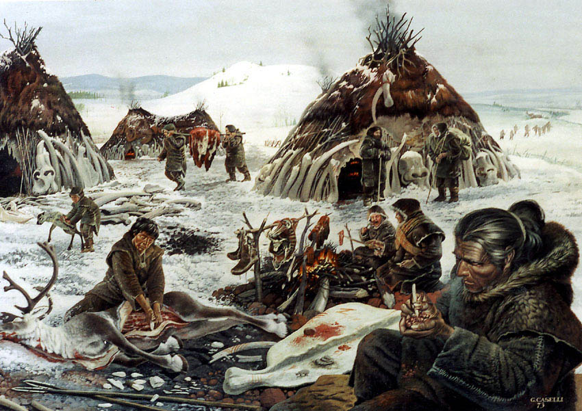 paleolithic humans 2