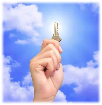 cheia Cerurilor