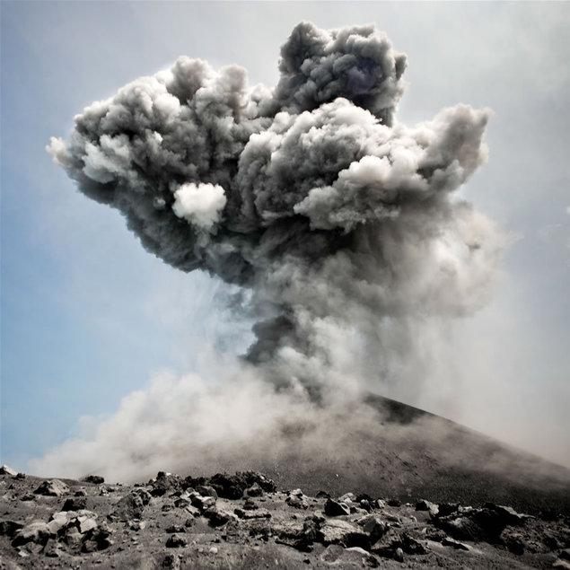 eruptie 1816